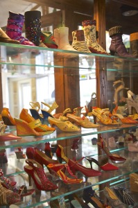 The selection of unique must have shoes are beyond anyone's imagination!