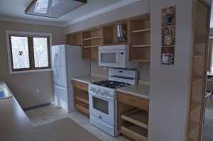 Refacing this Kitchen to make Brand new again!